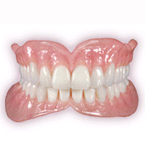 cosmetic denture-New Smile